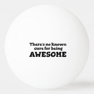 素晴らしいがあることのための知られていた治療がありません 卓球 ボール
