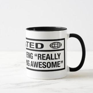 素晴らしいがあることのための評価されるR マグカップ