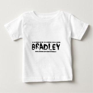 素晴らしいがあるブラッドリー ベビーTシャツ