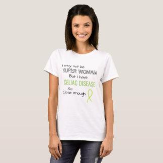素晴らしいすごい女性のCeliac Tシャツ