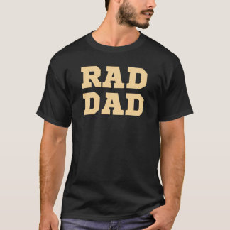 素晴らしいのパパ(ベージュ) Tシャツ