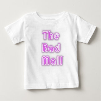 素晴らしいのモールのワイシャツ(幼児の女の子) ベビーTシャツ