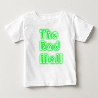 素晴らしいのモールのワイシャツ(幼児の男の子) ベビーTシャツ