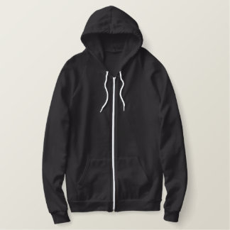 素晴らしいの技術によって刺繍されるジャケット 刺繍入りパーカ