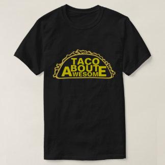 素晴らしいタコスの一続き Tシャツ