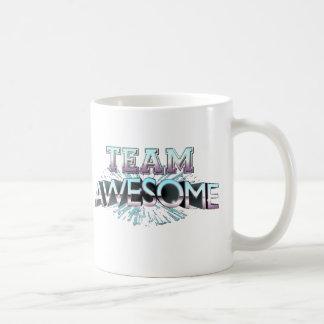 素晴らしいチーム コーヒーマグカップ