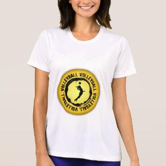 素晴らしいバレーボールのシール(女性) Tシャツ