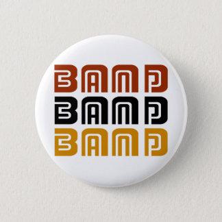素晴らしいバンドトリオ音楽ギフト 5.7CM 丸型バッジ