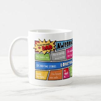 素晴らしいパパのマグ コーヒーマグカップ