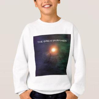 素晴らしいピラミッド スウェットシャツ