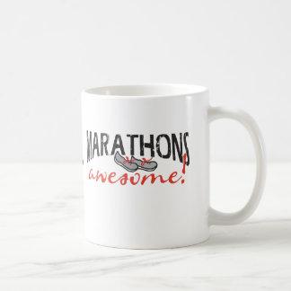 素晴らしいマラソン! コーヒーマグカップ
