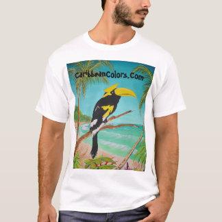素晴らしいミナミジサイチョウ Tシャツ