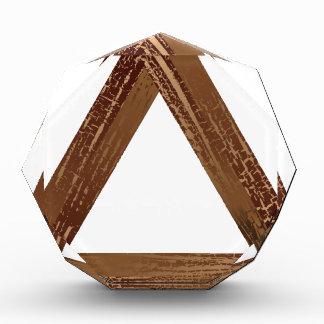素晴らしい三角形2 表彰盾