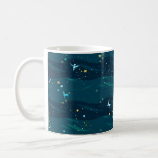 素晴らしい宇宙マグ コーヒーマグカップ