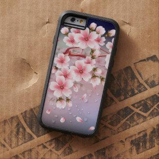 素晴らしい桜の花びら秋 TOUGH XTREME iPhone 6 ケース