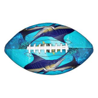 素晴らしい水中世界 アメリカンフットボール