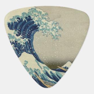 素晴らしい波 ギターピック