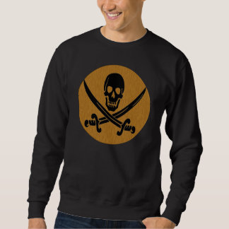 素晴らしい海賊Tシャツ スウェットシャツ