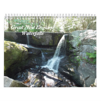素晴らしい滝 カレンダー