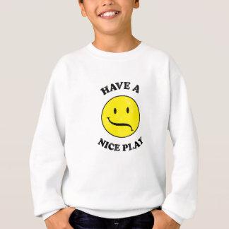 素晴らしい演劇を持って下さい! 劇場のデザイン スウェットシャツ