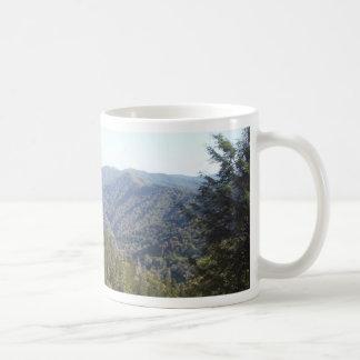 素晴らしい煙山ヴィスタ1 コーヒーマグカップ