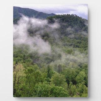 素晴らしい煙山 フォトプラーク