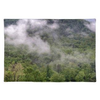 素晴らしい煙山 ランチョンマット