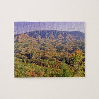 素晴らしい煙山NP、テネシー州、米国 ジグソーパズル