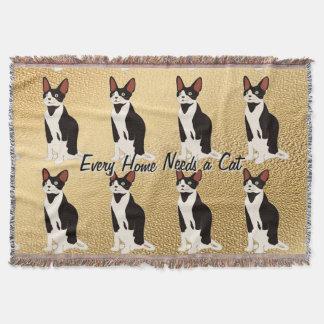素晴らしい猫 毛布