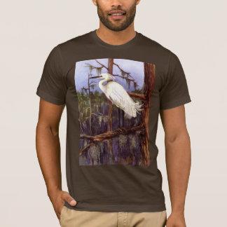 素晴らしい白鷲の中央フロリダの景色 Tシャツ