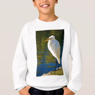 素晴らしい白鷺2 スウェットシャツ