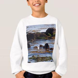 素晴らしい白鷺 スウェットシャツ