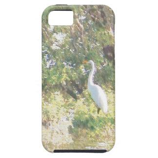 素晴らしい白鷺 iPhone SE/5/5s ケース