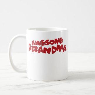 素晴らしい祖母 コーヒーマグカップ