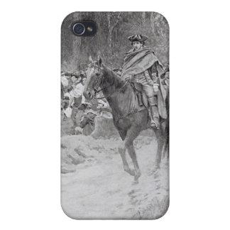 素晴らしい草原からのワシントン州の退去 iPhone 4/4S ケース