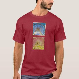 素晴らしい車輪 Tシャツ