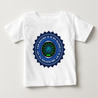素晴らしい速度の盾3 ベビーTシャツ