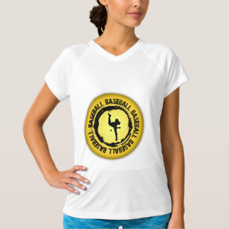 素晴らしい野球のシール Tシャツ