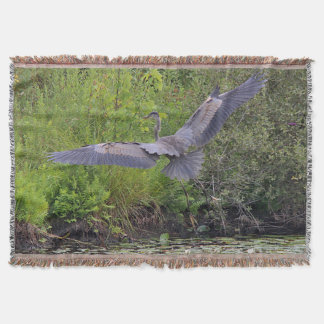 素晴らしい青鷲の着陸 毛布
