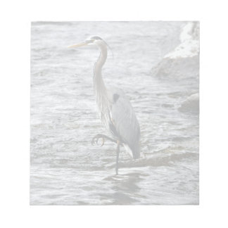 素晴らしい青鷲の野性生物のBirdloverの写真 ノートパッド