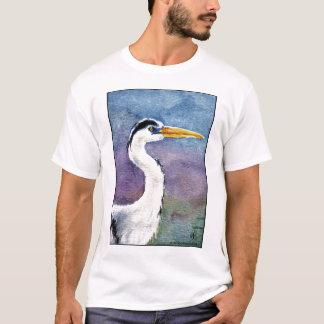 素晴らしい青鷲の鳥監視人のTシャツ Tシャツ