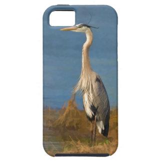 素晴らしい青鷲のiPhone 5の場合 iPhone SE/5/5s ケース