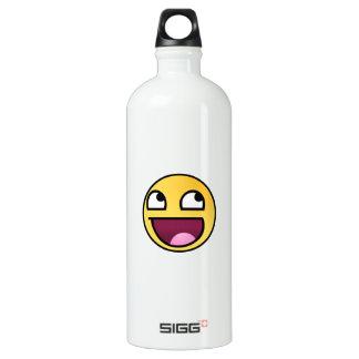 素晴らしい顔 SIGG トラベラー 1.0L ウォーターボトル