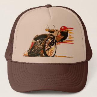 素晴らしい高速自動車道路のオートバイの衣類 キャップ