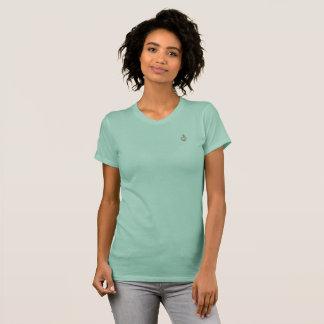 素晴らしい! 女性ワイシャツ Tシャツ