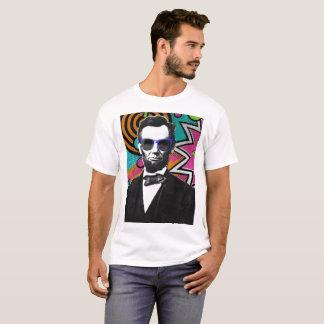 素晴らしいAbeリンカーン Tシャツ