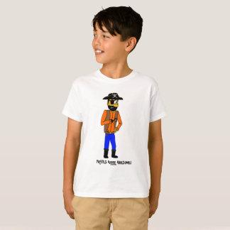 素晴らしいArrrr海賊! ワイシャツ Tシャツ