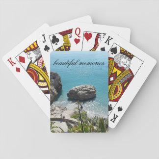 素晴らしいbluewaterの粋で美しいメモリ・カード トランプ