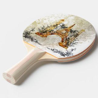 素晴らしいeiffeltower 卓球ラケット