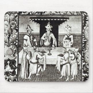 素晴らしいKhanの饗宴 マウスパッド